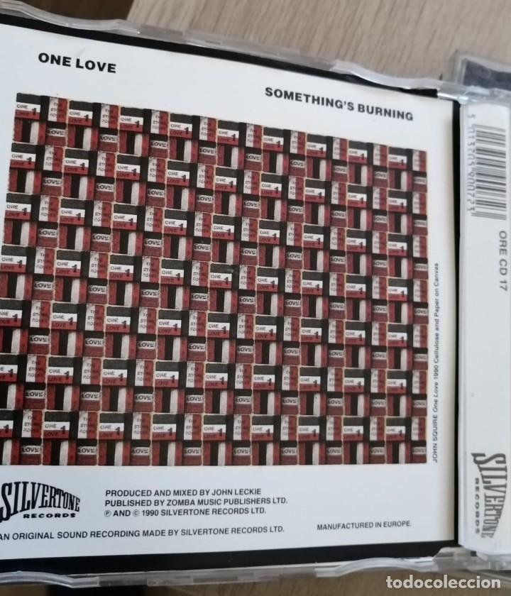 CDs de Música: LOTE CD SINGLES - STONE ROSES - CAJAS SLIM - WATERFALL-ONE LOVE-SO YOUNG - ETC - Foto 12 - 280373653
