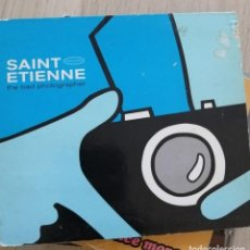 CDs de Música: CD SINGLE DIGIPACK SAINT ETIENNE. THE BAD PHOTOGRAPHER. CREATION 1998.. Lote 280374088