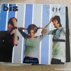 CDs de Música: BIS - DETOUR 1999 - CD SINGLE DIGIPACK - 3 TEMAS. Lote 280374553