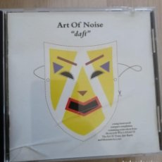 CDs de Música: ART OF NOISE - DAFT - CD 1986. Lote 280376368