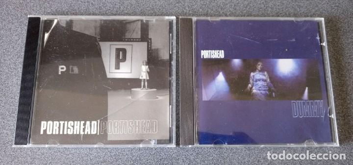 LOTE CD´S PORTISHEAD (Música - CD's Techno)