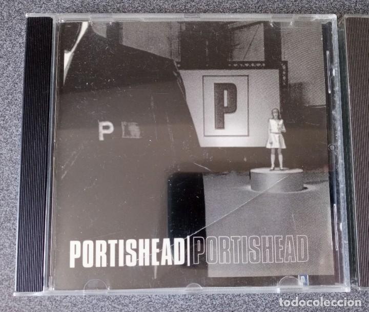 CDs de Música: Lote Cd´s Portishead - Foto 4 - 280401948