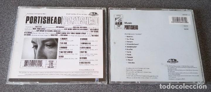 CDs de Música: Lote Cd´s Portishead - Foto 6 - 280401948