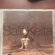 CDs de Música: SALIF KEITA-THE PAST-1995-EXCELENTE ESTADO. Lote 280429943