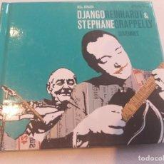 CDs de Música: DJANGO REINHARDT AND STEPHANE GRAPPELLY - SUVENIRES / JAZZ-EL PAIS. Lote 280906813