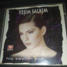 CDs de Música: YEŞIM SALKIM – HIÇ KEYFIM YOK CD. Lote 281016628