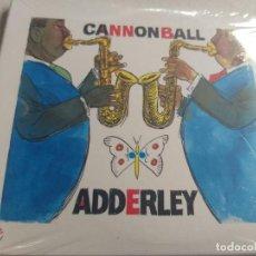CDs de Música: CANNOBALL ADDERLEY - UNE ANTHOLOGIE 1955/1957/ 2 CDS / PRECINTADO. Lote 281047493