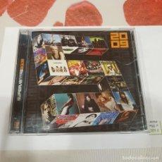 CDs de Música: CD DOBLE SUPERVENTAS 2009. Lote 281877743