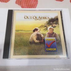 CDs de Música: CD OUT OF AFRICA. Lote 281882813
