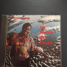 CDs de Música: VINCENT JAVA - UN RAYON DE SOLEIL CD. Lote 281901148