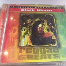 CDs de Música: BLACK UHURU - ISLAND REGGAE GREATS COLLECTION. Lote 281966278