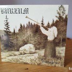 CD de Música: BURZUM BLACK METAL. Lote 282183303