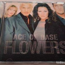 CDs de Música: CD DE ACE OF BASE. FLOWERS. 1998.. Lote 282266258