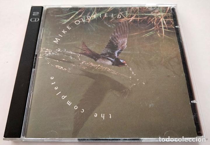 CD DOBLE RECOPILATORIO DE MIKE OLDFIELD. THE COMPLETE. 1985. (Música - CD's New age)