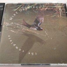CDs de Música: CD DOBLE RECOPILATORIO DE MIKE OLDFIELD. THE COMPLETE. 1985.. Lote 282270308