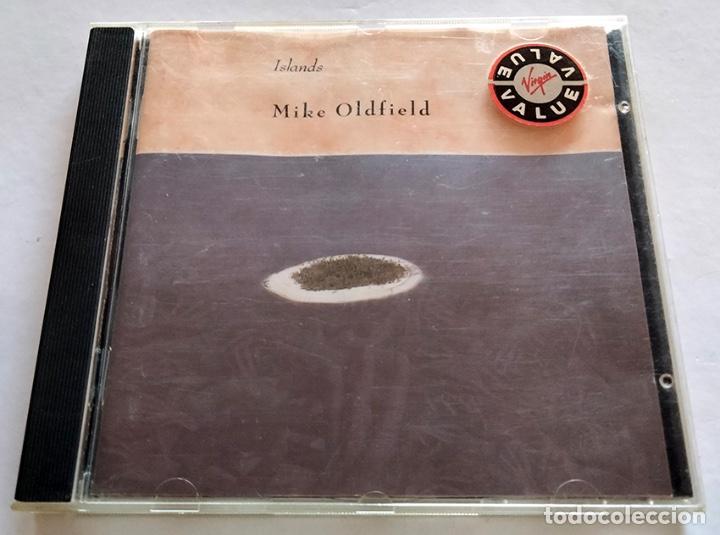 CD DE MIKE OLDFIELD. ISLANDS. 1987. (Música - CD's New age)