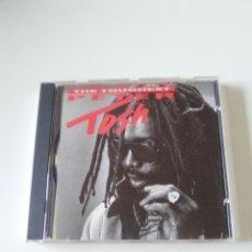 CDs de Música: PETER TOSH THE TOUGHEST ( 1988 EMI PARLOPHONE ) LIBRETO CORTADO HOJAS SEPARADAS VER FOTO. Lote 282492673