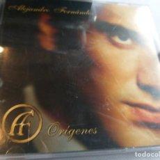 CD di Musica: ALEJANDRO FERNÁNDEZ - ORÍGENES. Lote 282547948
