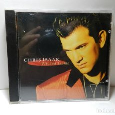 CD de Música: DISCO CD. CHRIS ISAAK – WICKED GAME. COMPACT DISC.. Lote 282550178