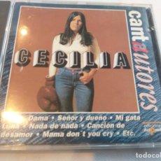 CDs de Música: CECILIA - 12 TEMAS / CANTAUTORES. Lote 283249798