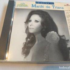 CDs de Música: MARIFÉ DE TRIANA - 12 TEMAS. Lote 283250558