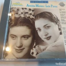 CDs de Música: ANTOÑITA MORENO / LOLA FLORES - 12 TEMAS. Lote 283250643