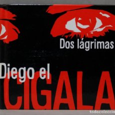 CD de Música: CD. DOS LAGRIMAS. CIGALA. Lote 283689558