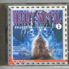 CDs de Música: HEAVY METAL COLLECTION 2 - BLACK ROSE - ATOMKRAFT - RAVEN - PERSIAN RISK - VENOM - SHE - ARTILLERY. Lote 283715918