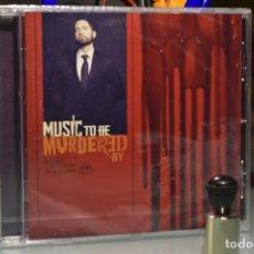 CDs de Música: EMINEM- MUSIC TO BE MURDERED BY (CD, NUEVO, PRECINTADO). Lote 283851118