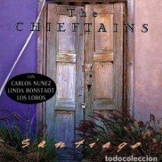 CD de Música: C623 - THE CHIEFTAINS. SANTIAGO. CARLOS NUÑEZ. LOS LOBOS. LINDA RONSTADT. CD.. Lote 283884753