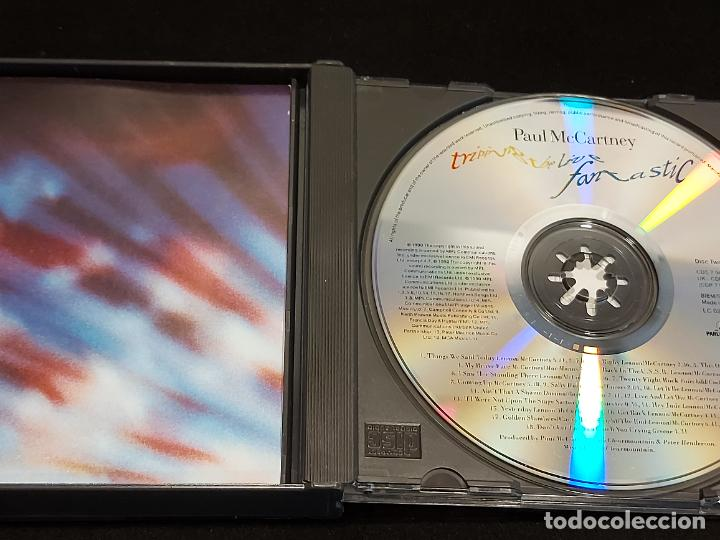 CDs de Música: PAUL MC CARTNEY / TRIPPING THE LIVE FANTASTIC / DOBLE CD-PARLOPHONE / 37 TEMAS / IMPECABLE+LIBRETOS - Foto 3 - 284010698