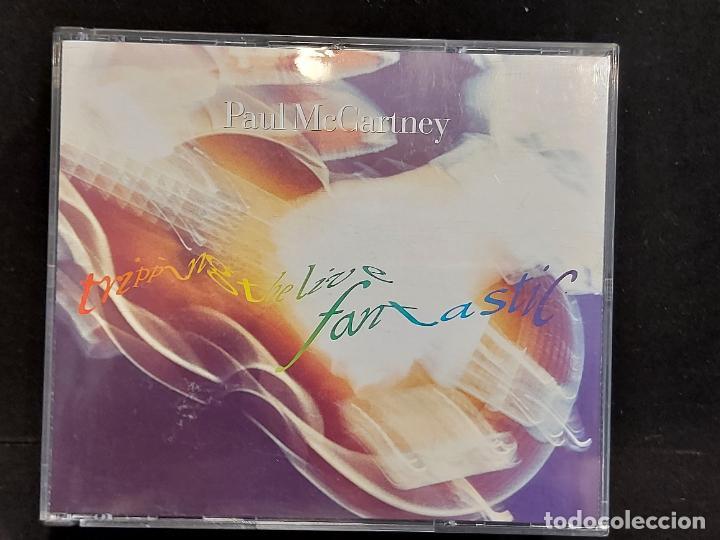 PAUL MC CARTNEY / TRIPPING THE LIVE FANTASTIC / DOBLE CD-PARLOPHONE / 37 TEMAS / IMPECABLE+LIBRETOS (Música - CD's Rock)