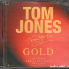 CDs de Musique: TOM JONES - GOLD GREATEST HITS / CD ALBUM DEL 2000 / MUY BUEN ESTADO RF-10489. Lote 284031938