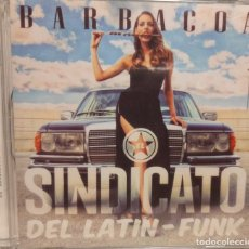 CDs de Música: CD SINDICATO DEL LATIN-FUNK : BARBACOA / TEMAS DE MICHAEL JACKSON, BOB MARLEY, CHUCK BERRY, ETC. Lote 284042263