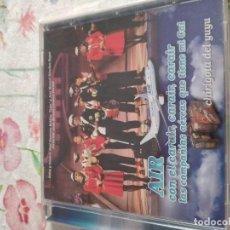 CDs de Música: M-45 CD MUSICA CARNAVAL DE CADIZ CHIRIGOTA NUEVO PRECINTADO AIR CON EL CARAIR LAS COMPAÑIAS AEREAS. Lote 284162148