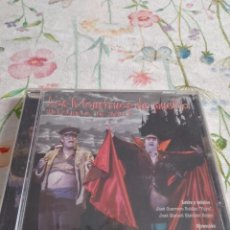 CDs de Música: M-45 CD MUSICA CARNAVAL DE CADIZ NUEVO PRECINTADO CHIRIGOTA DEL YUYU, LOS MONSTRUOS DE PUEBLO. Lote 284163073