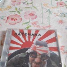 CDs de Música: M-45 CD MUSICA CARNAVAL DE CADIZ CHIRIGOTA NUEVO LOS SAYONARA PRECINTADO. Lote 284164178