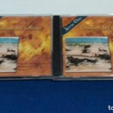 CDs de Música: CD 2 CD´S( EXITOS DEL OESTE VOL 1 Y 2 - HENRY SALOMON Y SU ORQUESTA ) 2000 DIAL SERIE ORO. Lote 284188473