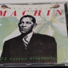 CDs de Música: CD ( SIEMPRE MACHIN - ANTONIO MACHIN - 24 ÉXITOS ORIGINALES )1990 ARIOLA - BUEN ESTADO. Lote 284190658