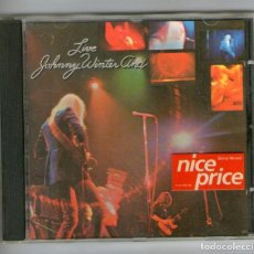 CDs de Música: JOHNNY WINTER AND LIVE. Lote 284200448