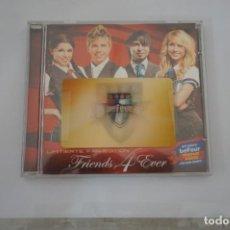 CDs de Música: CD - BEFOUR - FRIENDS 4 EVER / LIMITIERTE FAN EDITION - INCLUYE TARJETA HOLOGRAFICA - COMO NUEVO. Lote 284221343