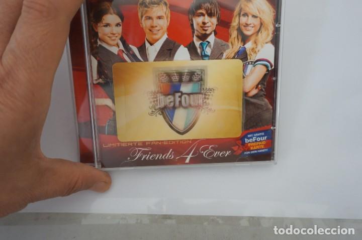 CDs de Música: CD - BEFOUR - FRIENDS 4 EVER / LIMITIERTE FAN EDITION - INCLUYE TARJETA HOLOGRAFICA - COMO NUEVO - Foto 2 - 284221343