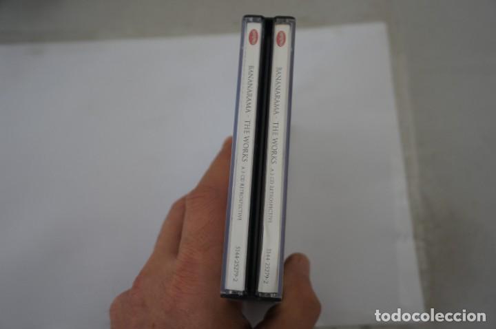 CDs de Música: CD - BANANARAMA - THE WORKS - A 3 CD RETROSPECTIVE - COMO NUEVO - Foto 2 - 284221533