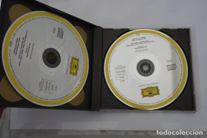 CDs de Música: CD - RICHARD STRAUSS - DER ROSENKAVALIER / HERBERT VON KARAJAN - 3 CD - COMO NUEVO - Foto 5 - 284221663