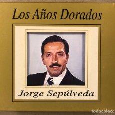 """CDs de Música: JORGE SEPÚLVEDA """"LOS AÑOS DORADOS"""". ESTUCHE DE 3 CDS.. Lote 284247343"""