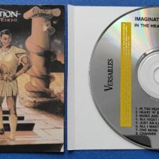CDs de Música: IMAGINATION: IN THE HEAT OF THE NIGHT (CD). Lote 284359163