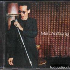 CD di Musica: MARC ANTHONY - MISMO TITULO / CD ALUBM DE 1999 / MUY BUEN ESTADO RF-10509. Lote 284466563