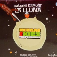 CDs de Música: THE PENGUINS *CD LIBRO TAPAS DURAS CÓMIC *REGGAE PER XICS REGGAE PARA NIÑOS EN CATALÁN PRECINTADO!. Lote 284510833