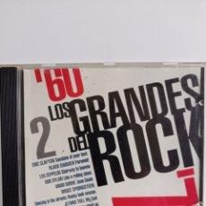 CDs de Música: CD DE LOS GRANDES / DEL ROCK LEGENDS II / EDITADO POR ORBIS - 1993. Lote 284580628