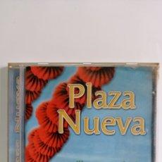 CDs de Música: CD DE PLAZA NUEVA / SEVILLANAS DE FIESTA / EDITADO POR VILLAMUSICA - 2001. Lote 284587018